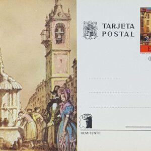 Enteros Postales 110. Expo España 75. 1975