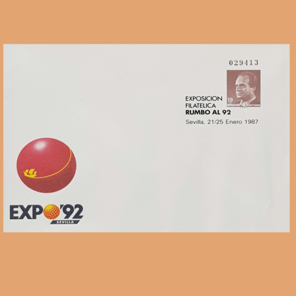 Sobre Enteros Postales 6