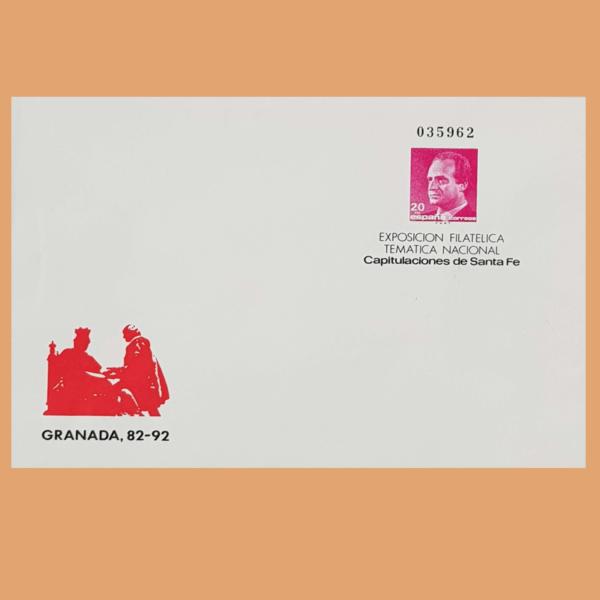 Sobre Enteros Postales 8