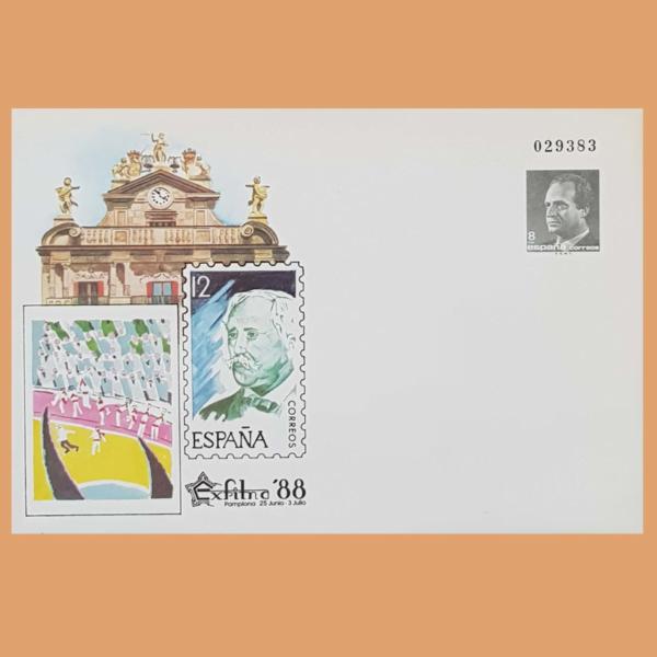 Sobre Enteros Postales 10B