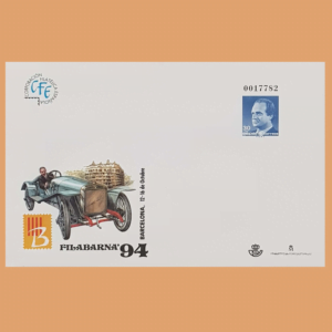 Sobre Enteros Postales 23