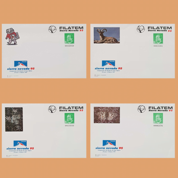 Sobre Enteros Postales 25