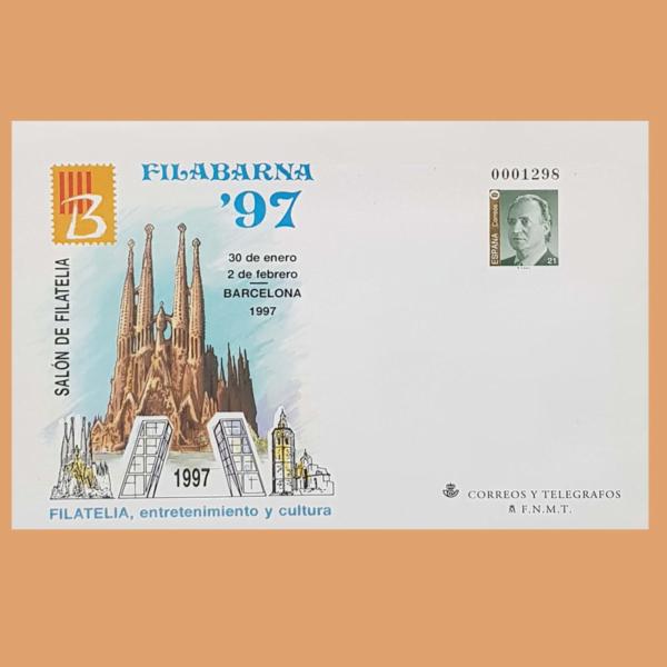 Sobre Enteros Postales 38