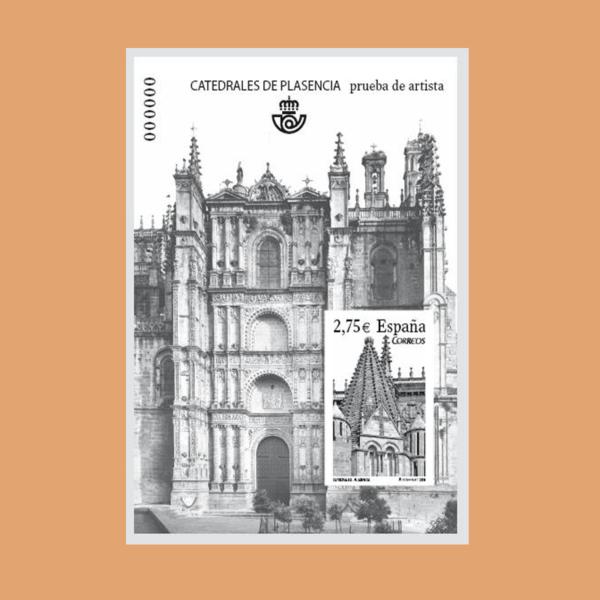 Prueba 101. Catedrales de Plasencia (Cáceres) 2010