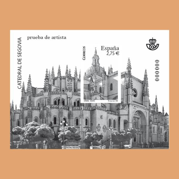 Prueba de Lujo 102. Catedral de Segovia 2010