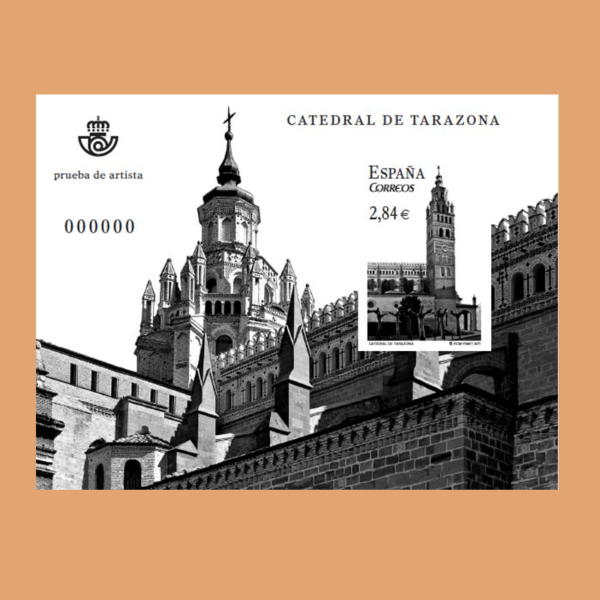 Prueba de Lujo 106. Catedral de Tarazona 2011