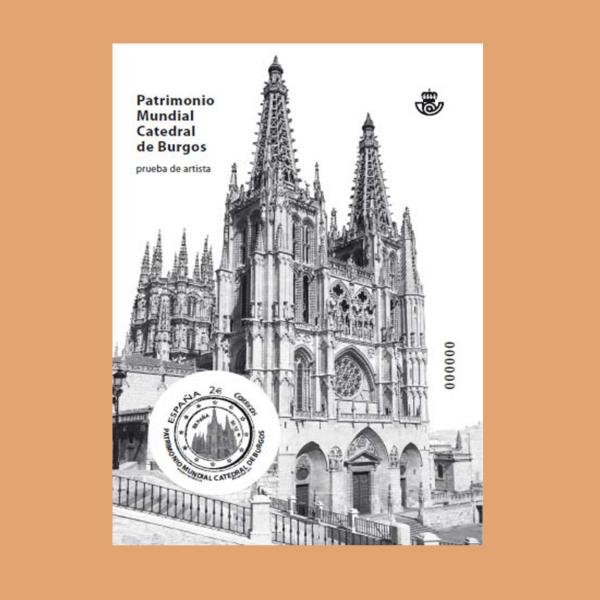 Prueba de Lujo 107. Catedral de Burgos 2012