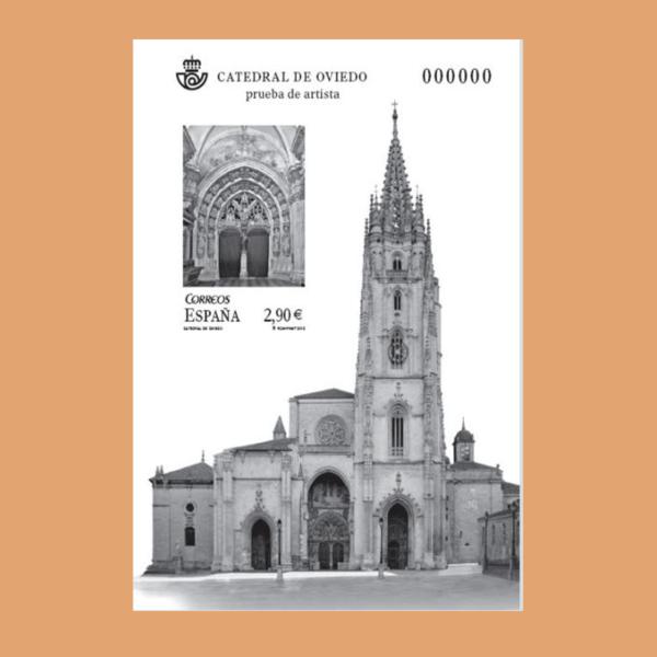 Prueba de Lujo 109. Catedral de Oviedo 2012