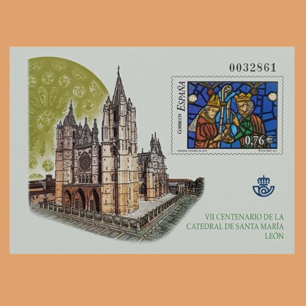Prueba de Lujo 81. Catedral Santa María León 2003