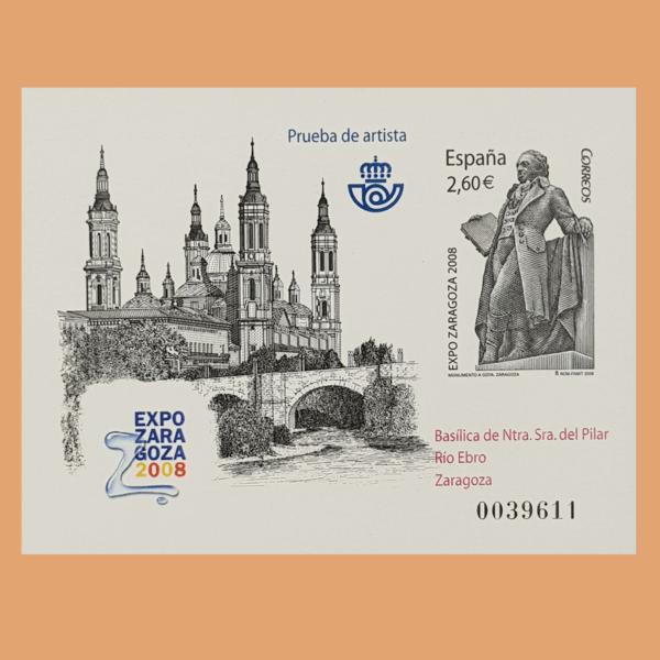 Prueba de Lujo 96. Expo Zaragoza 2008