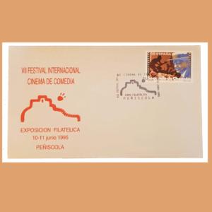 Sobre VII Festival de Cine de Peñíscola. 10-11 Junio 1994. SE0014