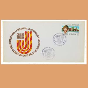 Sobre Encuentros para la Infancia. Zaragoza, 26/12/80 - 5/1/81. SE00027