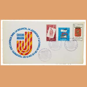 Sobre Encuentros para la Infancia. Zaragoza, 26/12/80 - 5/1/81. SE00028