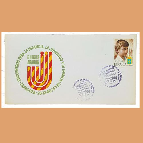Sobre Encuentros para la Infancia. Zaragoza, 26/12/80 - 5/1/81. SE00029