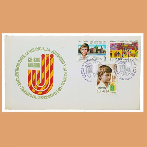 Sobre Encuentros para la Infancia. Zaragoza, 26/12/80 - 5/1/81. SE00030