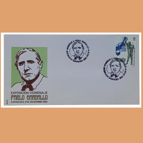 Sobre Homenaje a Pablo Gargallo. Zaragoza, 9-16 Diciembre 1982