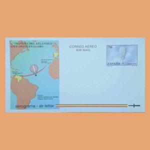Aerograma 222 1997