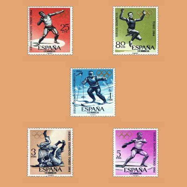 Juegos Olímpicos de Innsbruck y Tokio