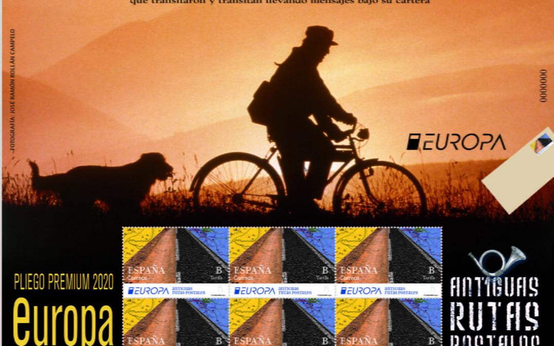 Vota por el sello más bonito de la Serie Europa de Posteurop