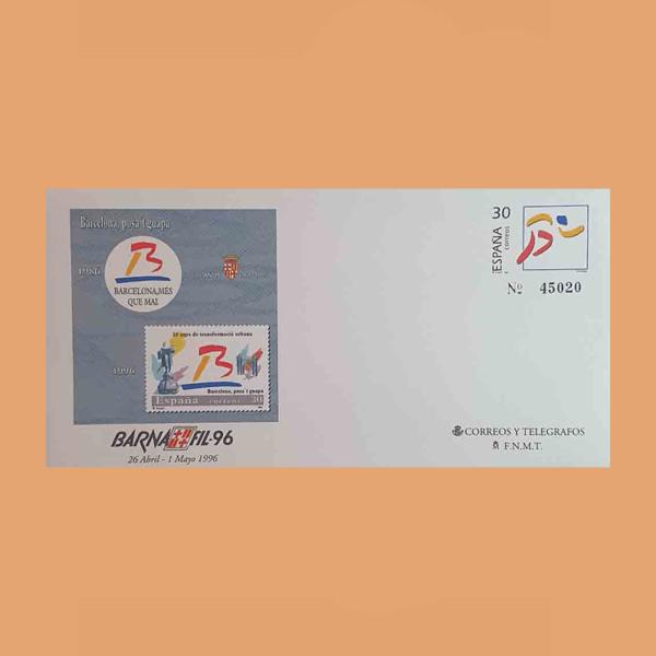 Sobre Enteros Postales 32