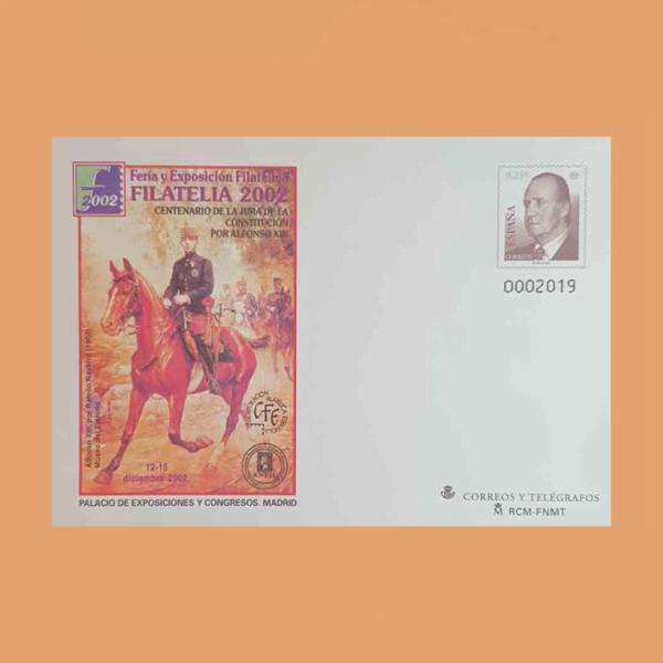 Edifil SEP83 Sobre Enteros Postales 83