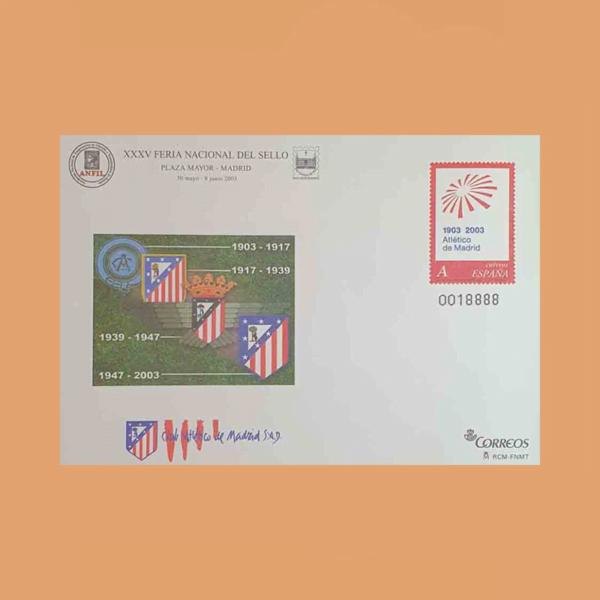 Sobre Enteros Postales 86