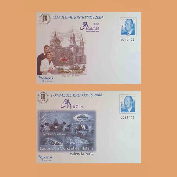 Sobre Enteros Postales 92