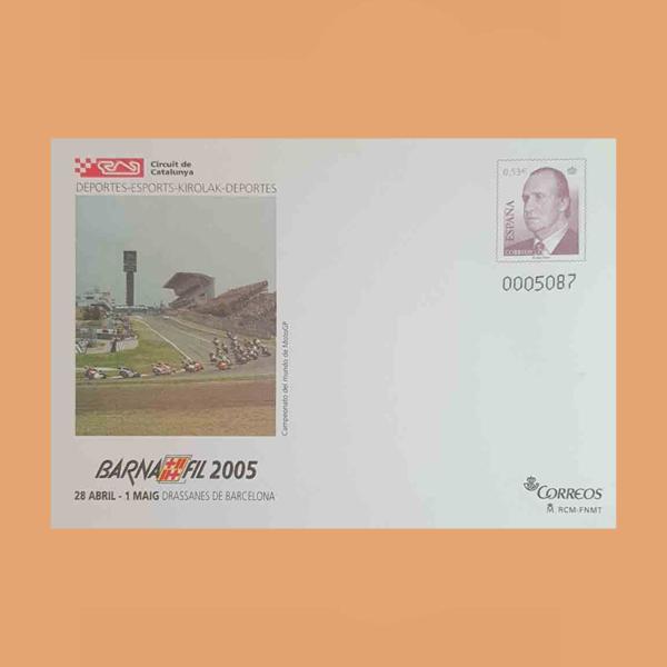 Sobre Enteros Postales 98-99