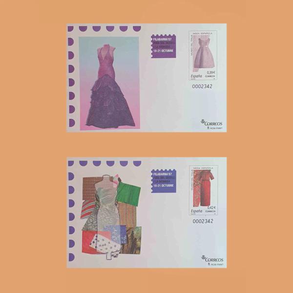 Sobre Enteros Postales 118-119