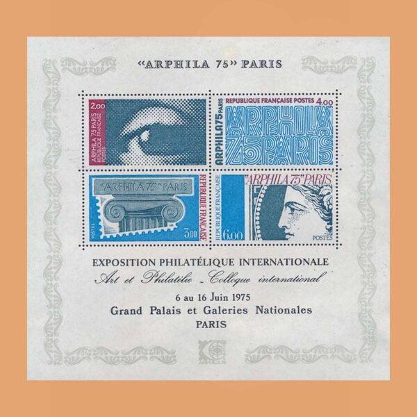 Francia HB7 Arphila ** 1975