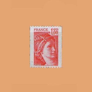 1977 Francia 1981 Sabine de Gandon