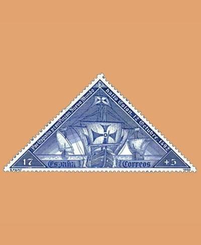 Edifil 3163b. Serie V Centenario del descubrimiento de América **1992