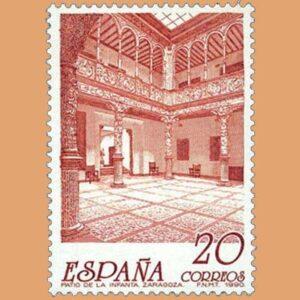 Edifil 3067. Exposición fillatélica Nacional. EXFILNA **1990