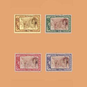 RO 203/6. Serie Beneficiencia *1907